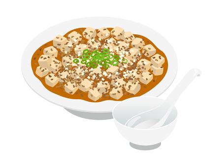 Mapo tofu 1 serving