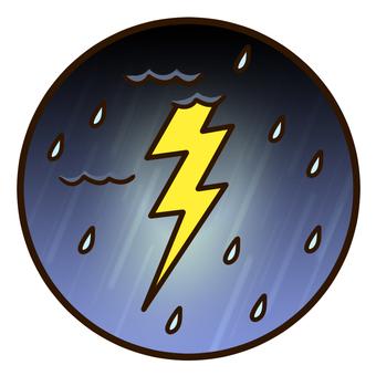 Weather (thunder
