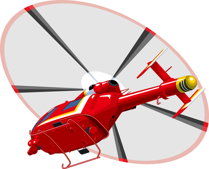 Helicopter aircraft helicopter