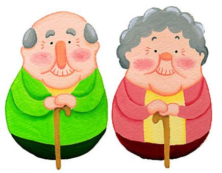 祖父和祖母