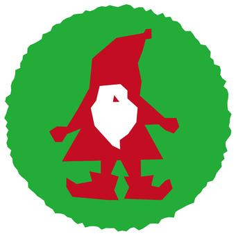 Northern European Christmas design 09