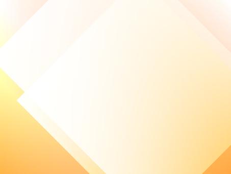 Vivid orange background