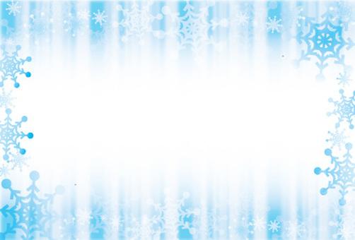 Snow Crystal Card