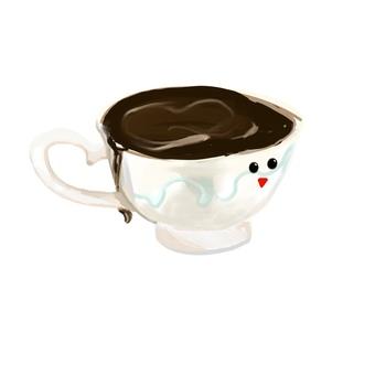 커피 컵 짱