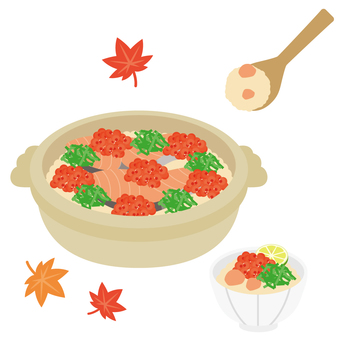 Autumn side dish