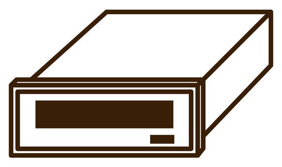 299 internal DVD drive