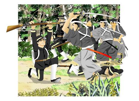 Battle of Taharazaka
