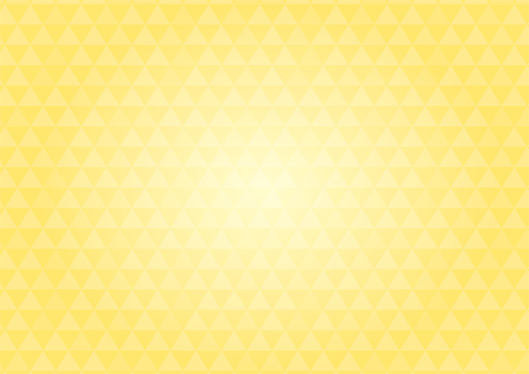 Pop pattern triangle background yellow