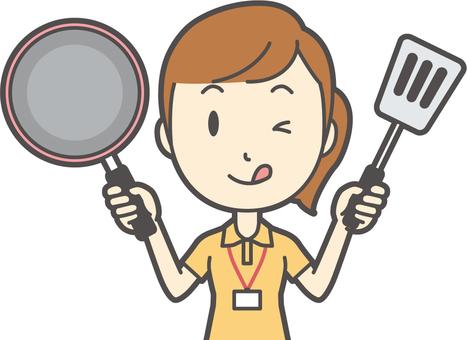 Youth Female Helper-110-Bust