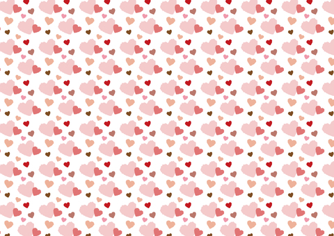 Mokomoko Heart Texture 3