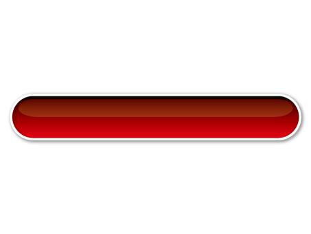 纽扣材质_红色