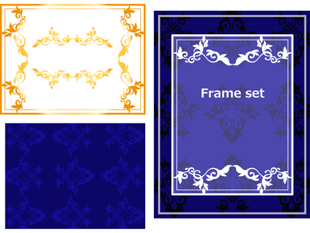 Decorative frame 25