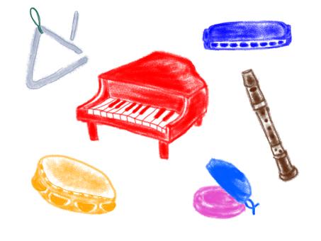 여러 악기