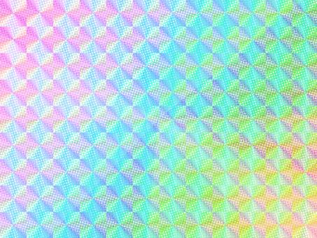 Hologram style 2
