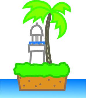 Lighthouse Island