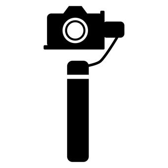 Single-lens gimbal