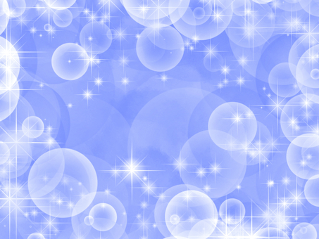 Glittery background blue