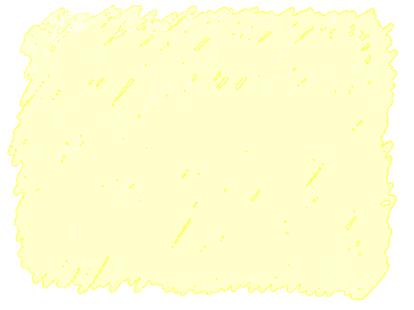 Uneven yellow texture