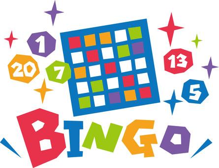 BINGO Bingo ★ English pop logo