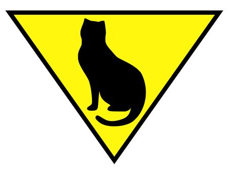 고양이 (▽)