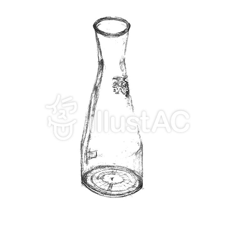 ガラス瓶イラスト No 1059532無料イラストならイラストac