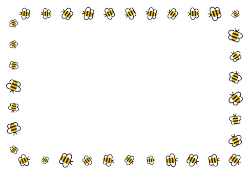 Bee frame