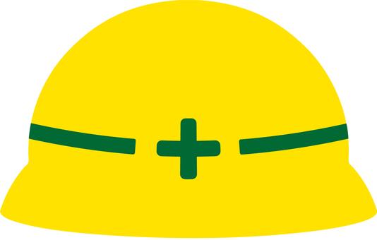 Construction site helmet