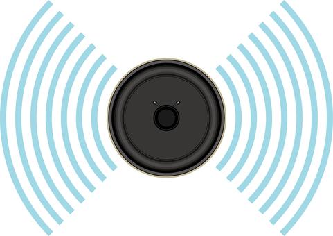 Speaker sound sound Music