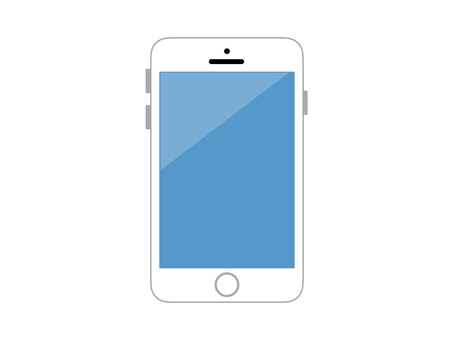 Smartphone smartphone simple