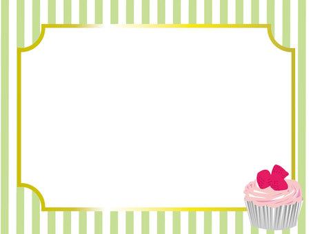 Cupcake _ Deco _ Food Frame 15