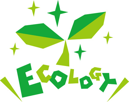 ECOLOGY ☆ Ecology ☆ POP logo