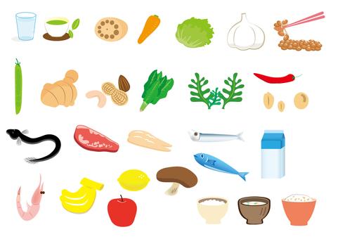 Food list 1
