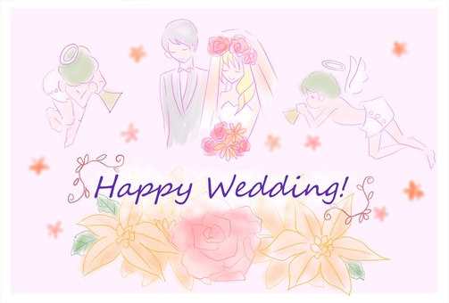 Wedding card 2