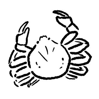 Crab ①