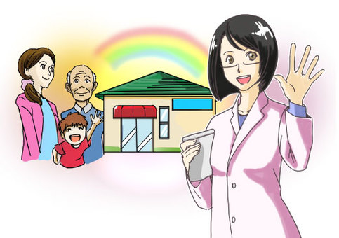 Pharmacy illustrations