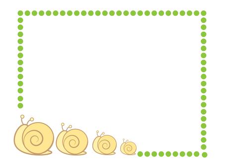Snail frame