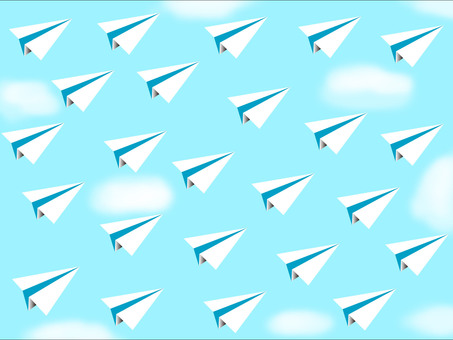Paper flying machine -3