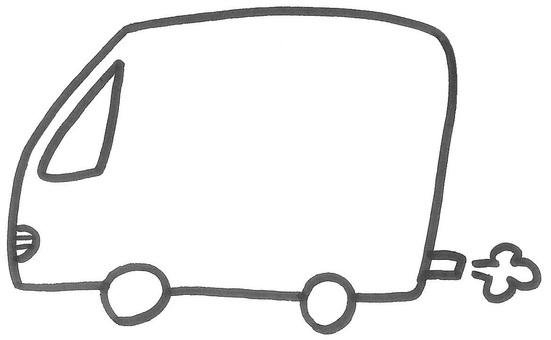 Van car track notes