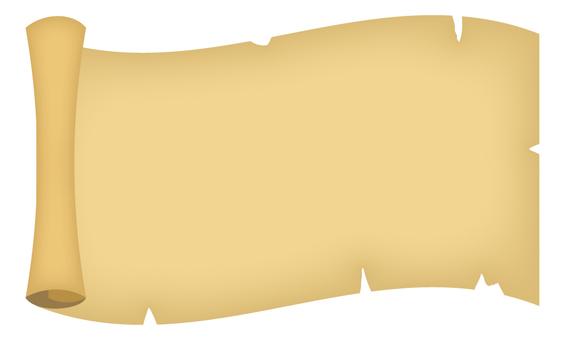 Scroll 12 (yellow · Gradet