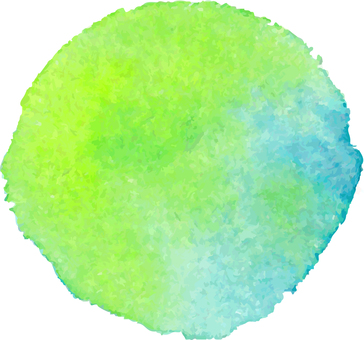 Watercolor ball