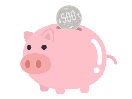 Pig piggy bank 02