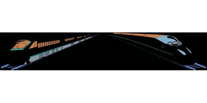Shinkansen travel speed ride fast station