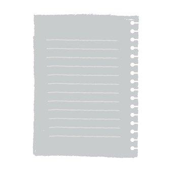 メモ用紙2