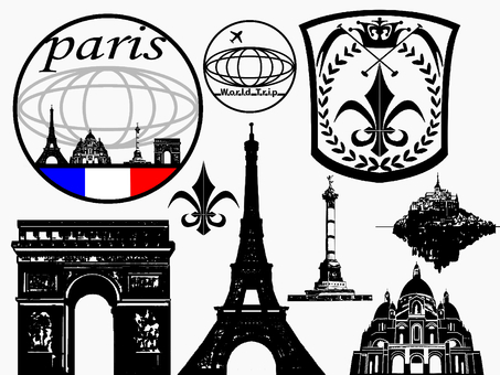 World Trip【Paris】