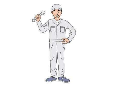 Car mechanic 1
