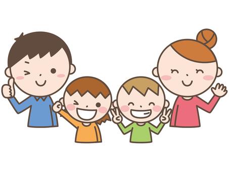 Family 1 Smile