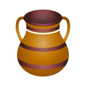African pot 2