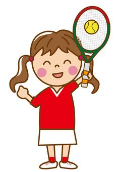 テニス_キッズ