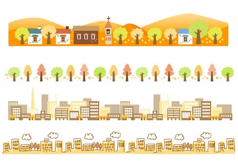 Aki Townscape Summary