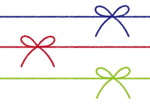 Set 32_03 (hand-drawn ribbon border)